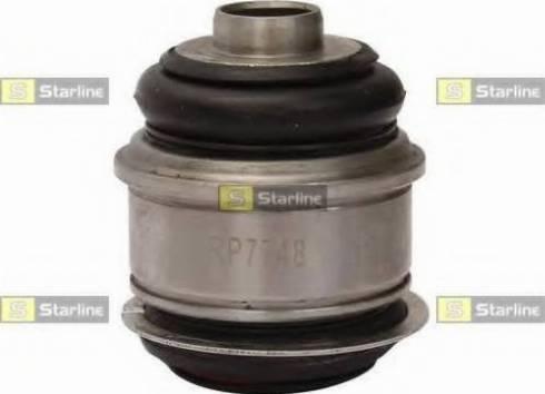 Starline 14.15.741 - Підвіска, корпус колісного підшипника autocars.com.ua