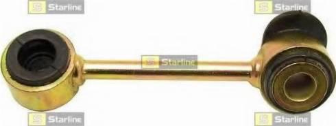 Starline 28.24.736 - Тяга / стійка, стабілізатор autocars.com.ua