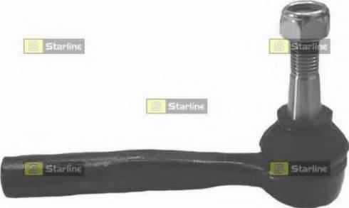 Starline 32.58.720 - Наконечник рульової тяги, кульовий шарнір autocars.com.ua