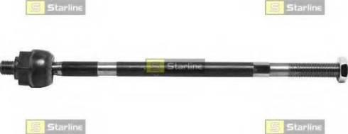 Starline 36.79.730 - Осьовий шарнір, рульова тяга autocars.com.ua