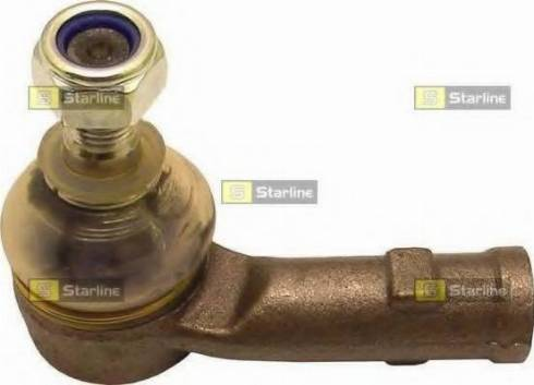 Starline 38.16.721 - Наконечник рулевой тяги, шарнир car-mod.com