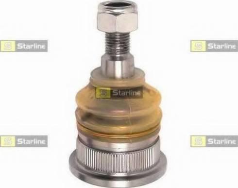 Starline 76.10.710 - Шаровая опора, несущий / направляющий шарнир car-mod.com