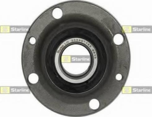 Starline LO 23540 - Комплект підшипника маточини колеса autocars.com.ua