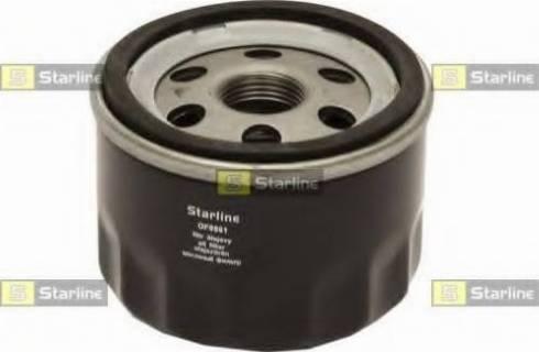 Starline SF OF0861 - Масляний фільтр autocars.com.ua