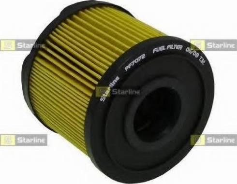 Starline SF PF7072 - Паливний фільтр autocars.com.ua