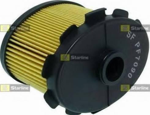 Starline SF PF7090 - Паливний фільтр autocars.com.ua