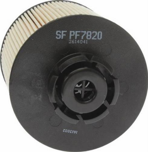 Starline SF PF7820 - Паливний фільтр autocars.com.ua