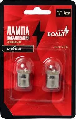StartVOLT vlba15s08 - Лампа накаливания, фонарь сигнала тормоза/задний габаритный autodnr.net