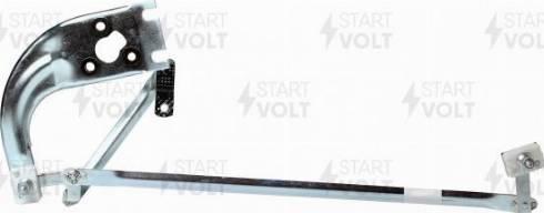 StartVOLT vwa-0101 - Система тяг и рычагов привода стеклоочистителя autodnr.net