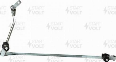 StartVOLT vwa-03151 - Система тяг и рычагов привода стеклоочистителя autodnr.net
