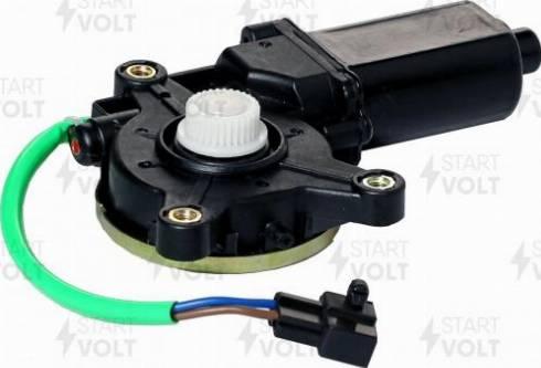 StartVOLT vwr0548 - Электродвигатель, стеклоподъемник autodnr.net