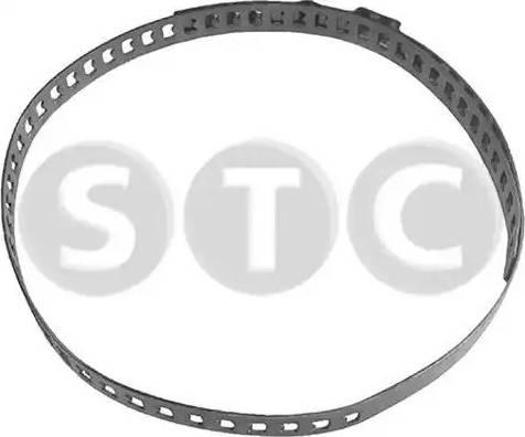 STC T400070 - затискача хомут autocars.com.ua