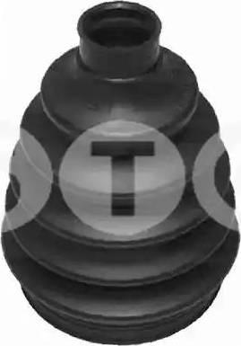 STC T400111 - Пыльник, приводной вал autodnr.net