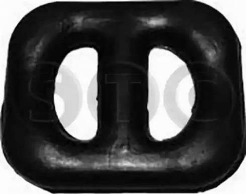 STC T400270 - Стопорное кольцо, глушитель car-mod.com