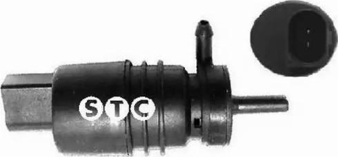 STC T402062 - Водяной насос, система очистки окон car-mod.com