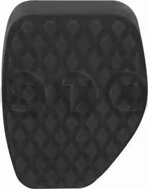 STC t402770 - Педальные накладка, педаль тормоз autodnr.net