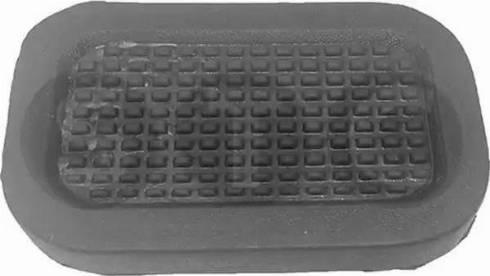 STC T402806 - Накладка на педаль, педаль сцепления autodnr.net