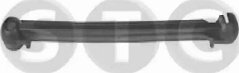 STC T406838 - Шток вилки перемикання передач autocars.com.ua