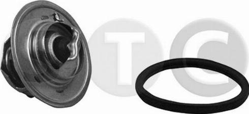STC T430206 - Термостат, охлаждающая жидкость autodnr.net