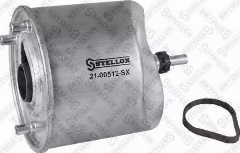 Stellox 21-00512-SX - Топливный фильтр car-mod.com
