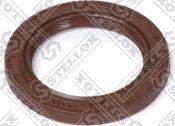 Stellox 3400022SX - Уплотняющее кольцо, коленчатый вал autodnr.net