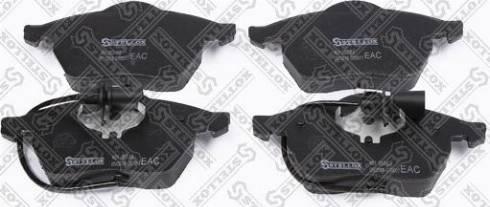 Stellox 401 052-SX - Тормозные колодки, дисковые car-mod.com