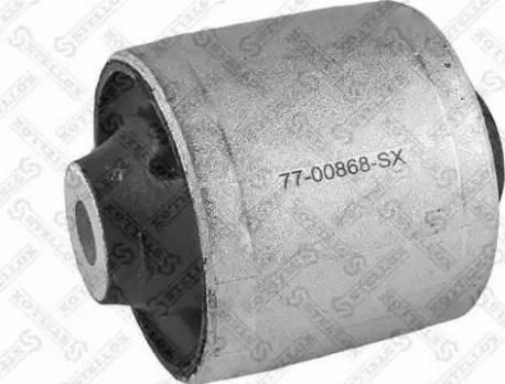Stellox 77-00868-SX - Сайлентблок, рычаг подвески колеса car-mod.com