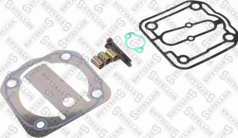 Stellox 8527832SX - Ремкомплект, компрессор avtokuzovplus.com.ua