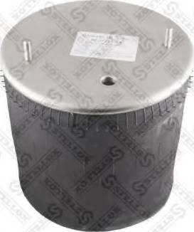Stellox 9007251sx - Кожух пневматической рессоры autodnr.net