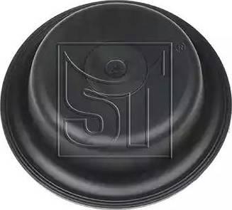 ST-Templin 02.130.7117.090 - Мембрана, мембранный тормозной цилиндр car-mod.com