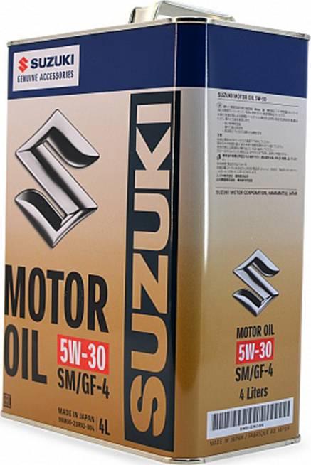 Suzuki 99m0021r02004 - Масло ступенчатой коробки передач autodnr.net
