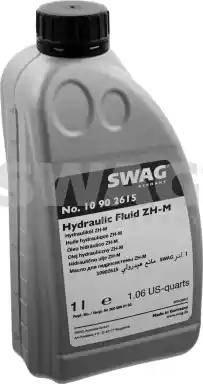 Swag 10902615 - Центральное гидравлическое масло car-mod.com