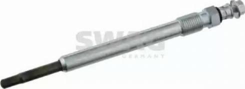 Swag 10 91 8408 - Свеча накаливания car-mod.com