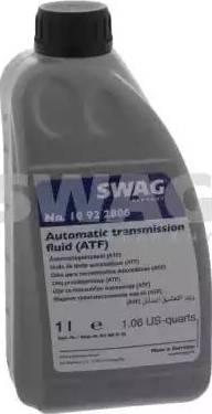 Swag 10922806 - Масло рулевого механизма с усилителем autodnr.net