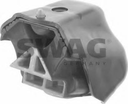 Swag 10 93 0632 - Подвеска, двигатель autodnr.net