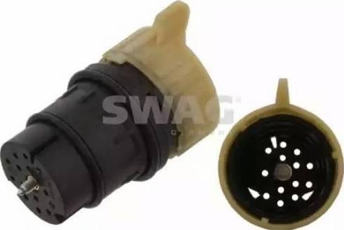 Swag 10936332 - Штекерный корпус, автоматическ. коробка передач - ус-во упр. autodnr.net