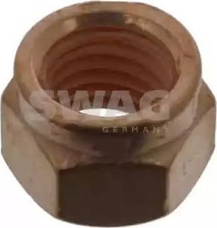 Swag 10 93 9064 - Гайка, выпускной коллектор car-mod.com