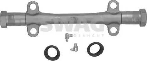 Swag 13 94 3325 - Крепление попоречного рычага подвески car-mod.com