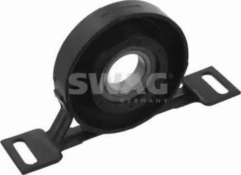Swag 20 87 0001 - Центральная опора подшипника карданного вала car-mod.com