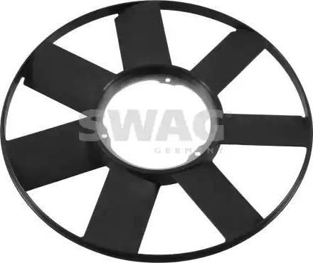 Swag 20 90 1595 - Крыльчатка вентилятора, охлаждение двигателя car-mod.com