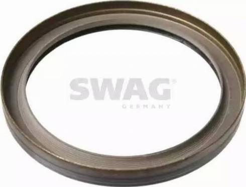 Swag 20 92 1074 - Уплотняющее кольцо, коленчатый вал car-mod.com