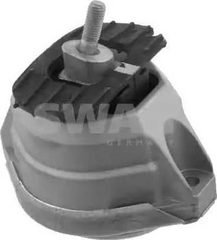 Swag 20 92 4080 - Подушка, підвіска двигуна autocars.com.ua