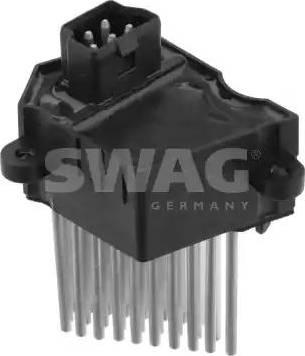 Swag 20924617 - Блок управления, кондиционер avtokuzovplus.com.ua