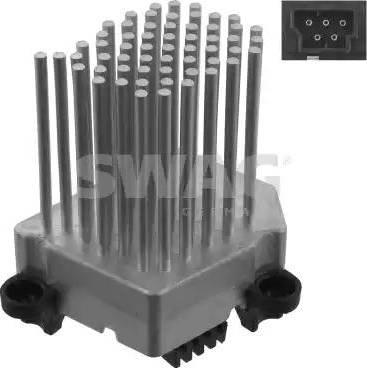 Swag 20931966 - Блок управления, кондиционер avtokuzovplus.com.ua
