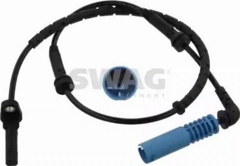 Swag 20 93 6805 - Датчик ABS, частота вращения колеса autodnr.net