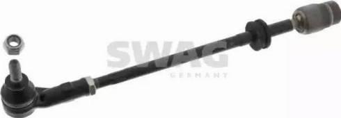 Swag 30720045 - Ремкомплект, поперечная рулевая тяга autodnr.net