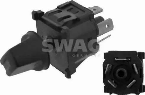 Swag 30914078 - Выключатель вентилятора, отопление / вентиляция avtokuzovplus.com.ua