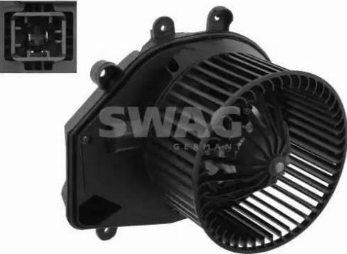 Swag 30 92 6615 - Вентилятор салона car-mod.com