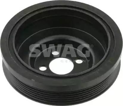Swag 30 92 6874 - Ремінний шків, колінчастий вал autocars.com.ua