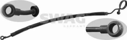 Swag 30927182 - Гидравлический шланг, рулевое управление autodnr.net